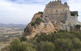 Siliqua: il castello di Acquafredda del Conte Ugolino