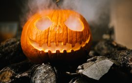 Sa conca e mortu, la zucca in stiile halloween tipica della Sardegna
