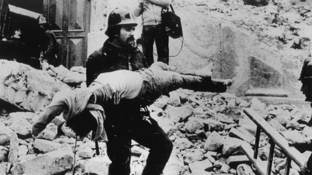 Accadde oggi. 23 novembre 1980, un terribile terremoto mette in ginocchio l'Irpinia: 3mila morti, 9mila feriti