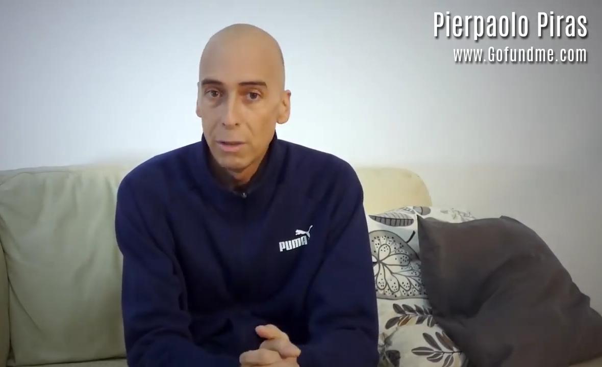 Pierpaolo Piras ringrazia e fa un nuovo appello  Cagliari - vistanet