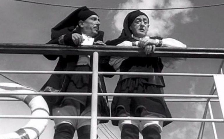"""Lo sapevate? Nel 1938 Totò conquistò i cagliaritani con il suo """"T'appu frigau, oh balossu!"""""""
