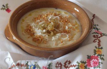 """La ricetta Vistanet di oggi: """"S'Ambulau"""", l'antichissima polenta d'orzo"""