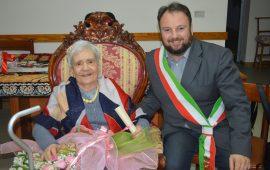 Anna Locci, nuova centenaria di Quartu