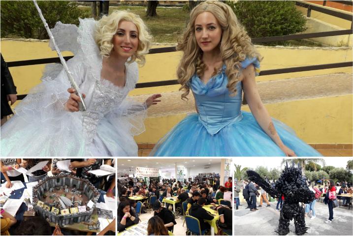 Domani comincia Giocomix: la due giorni per gli amanti di fumetti, manga, giochi e videogiochi