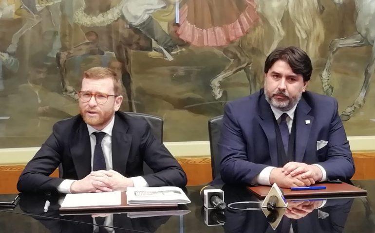 (VIDEO) Il ministro Provenzano incontra Solinas per la firma del patto per la Sardegna. Sempre più vicine le Zes