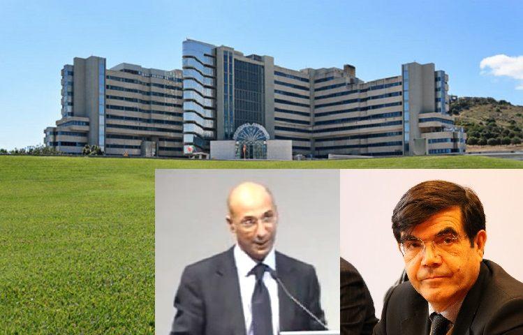 Brotzu, nominati direttore sanitario e direttore amministrativo: sono Raimondo Pinna e Ennio Filigheddu