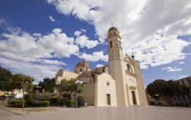 Quartu, la basilica di Sant'Elena
