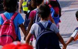 scuola, bambini