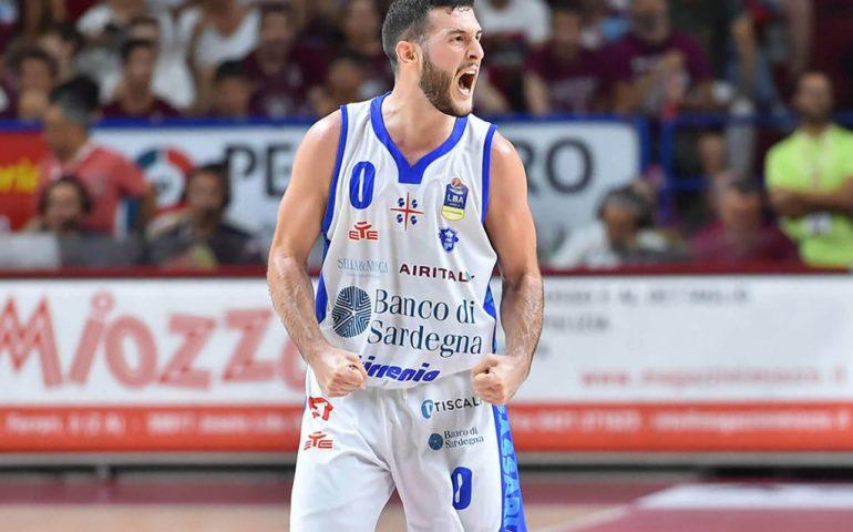 La Dinamo saluta Marco Spissu: il play sassarese giocherà nel Malaga