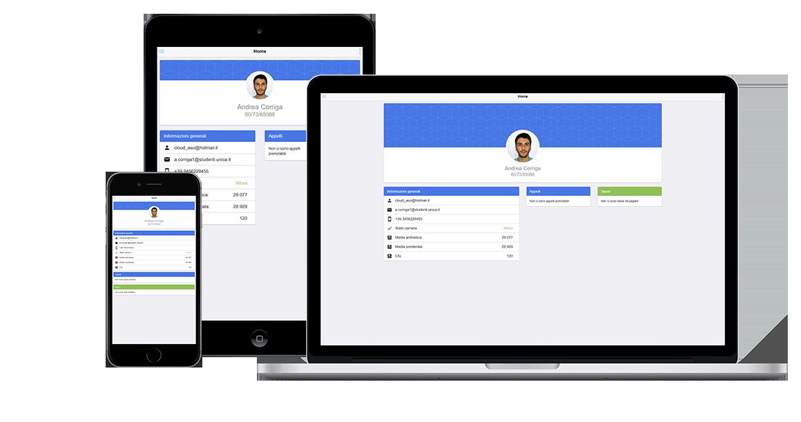Unicapp, il progetto sviluppato da Andrea Corriga e Michele Medas