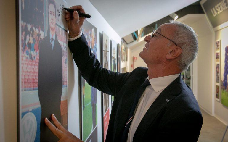 """""""Per sempre grato"""": 'Sir' Claudio Ranieri, signore anche nella sconfitta"""