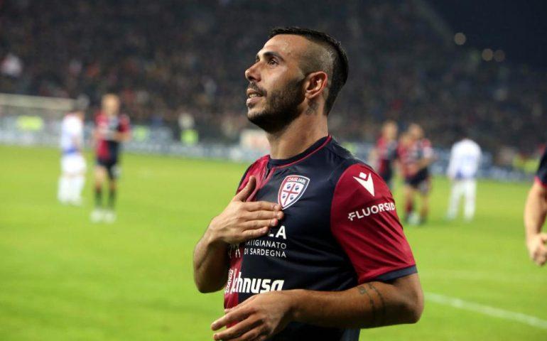 Cerri-Ragatzu, che intesa! Il Cagliari batte la Sampdoria 2-1 e vola agli ottavi di Coppa Italia