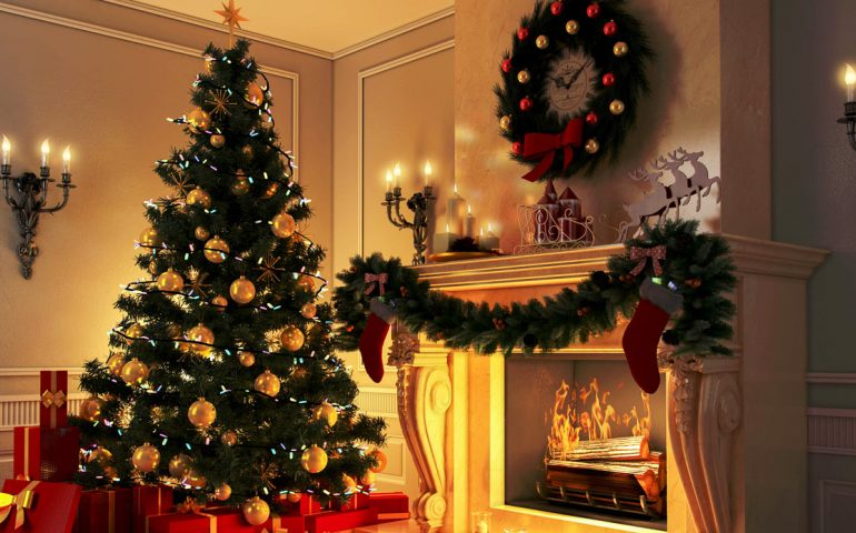 Leggende: San Bonifacio e la tradizione dell'albero di Natale