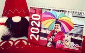 Calendario 2020 BePositive
