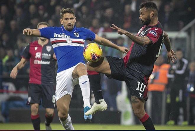 Fantastico Cagliari, rimonta pazzesca e 4-3 alla Sampdoria
