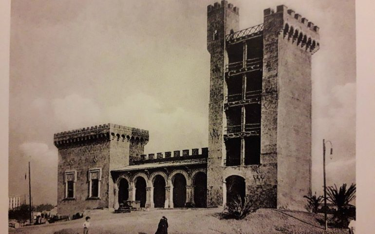 Lo sapevate? Nel 1911 a Roma fu ricostruita la Torre di San Pancrazio per l'Esposizione Nazionale