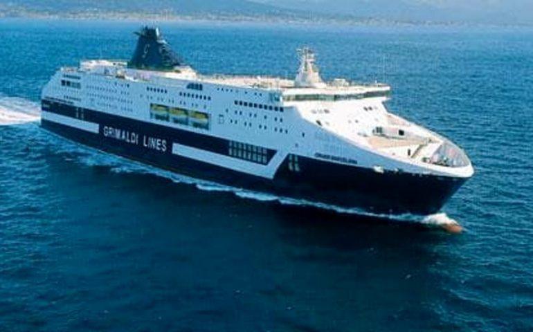 Sardegna, trasporti marittimi: a Grimaldi la tratta Civitavecchia-Cagliari-Arbatax
