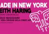 Keith Haring in mostra a Cagliari: i Subway drawings originali conservati dall'amico e artista italiano Paolo Buggiani