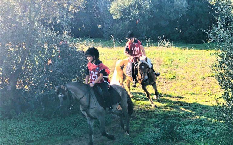 Capitana: campionato Endurance pony, una disciplina ancora poco conosciuta dove al primo posto c'è il rispetto del cavallo