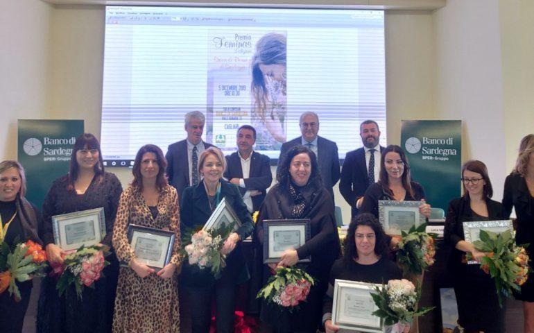 Premio Fèminas 2019: Coldiretti premia sette donne sarde
