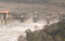 esondazione fiume Tirso
