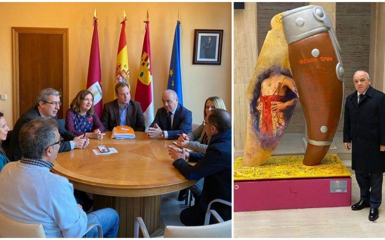 Turismo, l'Assessore Chessa: «Faremo la Fiera dell'Archeologia e il Museo del Coltello Sardo»