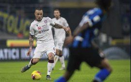 Coppa Italia, Inter Cagliari 4-1