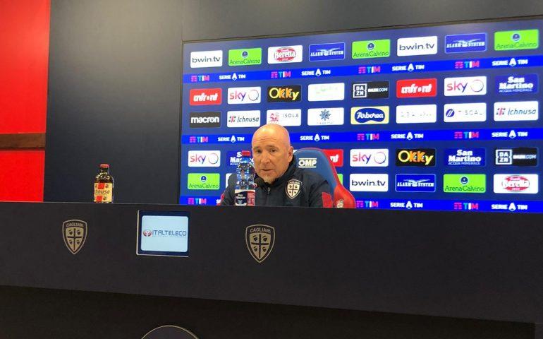 Coppa Italia, Maran: «Orgogliosi di essere arrivati fin qui. Cragno non è ancora pronto»