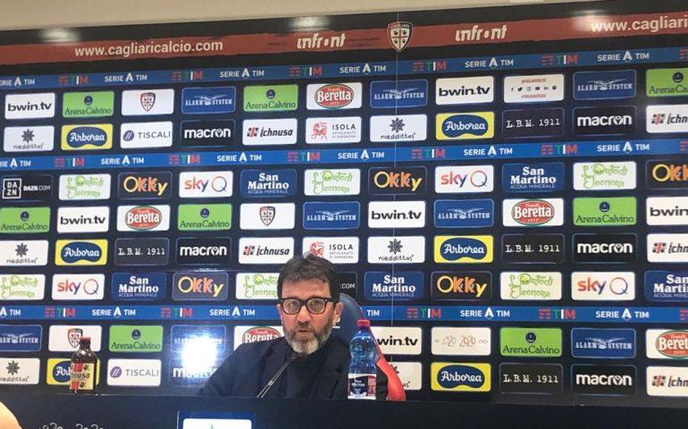 Calcio mercato rossoblù, Marcello Carli: «Da Cagliari i titolari non vanno via»