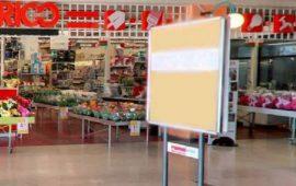 Il Bricocenter dell'Auchan di Pirri
