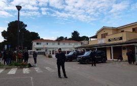Migranti a Porto Pino