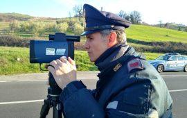 Tutte le postazioni autovelox in Sardegna dal 21 al 26 gennaio