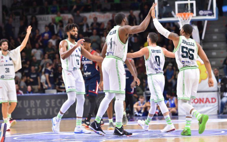 Basketball Champions League, Dinamo a caccia del primato nel girone contro i polacchi del Torún