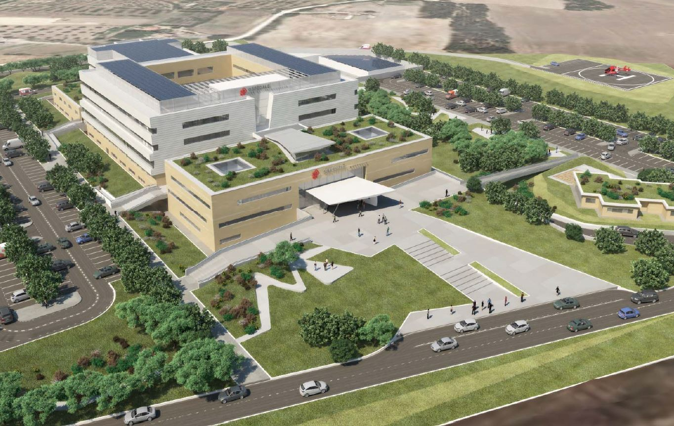Nuovo ospedale di San Gavino