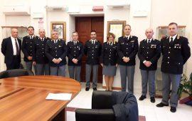 Il nuovo comandante della Polizia Stradale della Sardegna Giuseppe Giardina