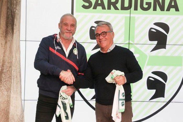 Vittorio Pusceddu è il nuovo allenatore della Natzionale sarda