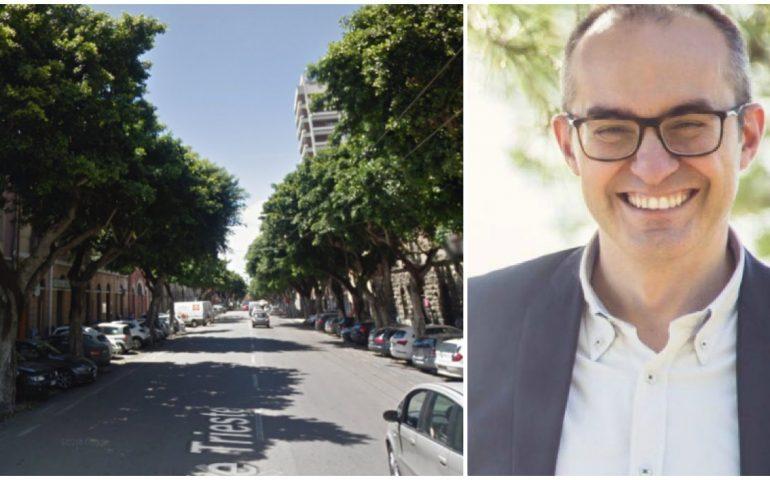 Ciclabile in viale Trieste: Truzzu risponde alle polemiche e dà dell'webete a qualche ex amministratore