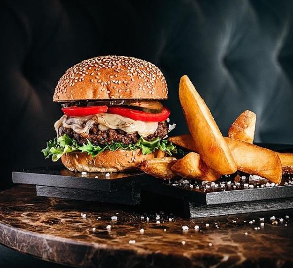 B-Liv Cagliari - burger di manzo