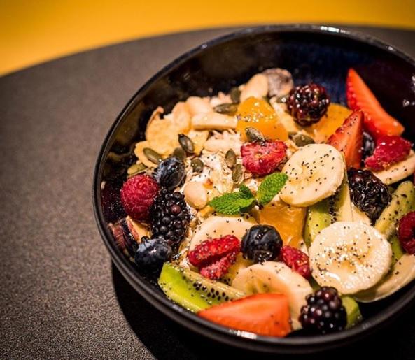 B-Liv Cagliari - Yogurth bowl