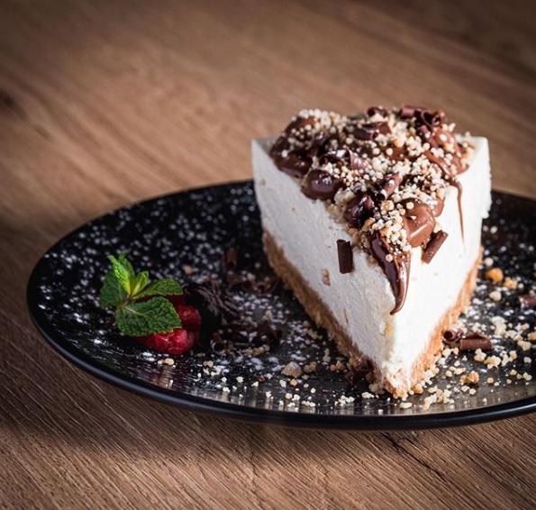 B-Liv Cagliari - Cheesecake