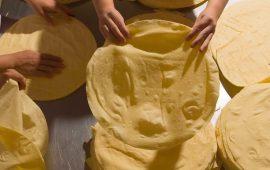 lavorazione del pana carasau 2