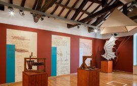Enorme successo: prorogata a Cagliari la mostra di Leonardo