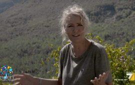 """Licia Colò con """"Eden"""" sbarca a Guspini e incontra Daniela Ducato per una Sardegna green"""
