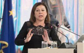 Paola De Micheli, ministra dei Trasporti