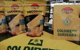 Il nuovo pecorino etico da tavola targato Coldiretti-Biraghi