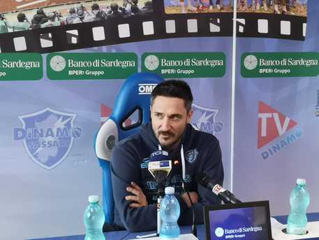 Pozzecco vuole far vincere la Coppa Italia alla Dinamo