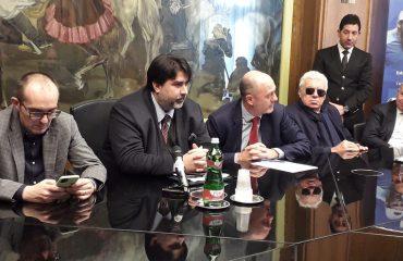 Presentazione coppa Davis a Cagliari