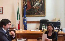 Continuità aerea: Solinas incontra il ministro. Si va verso una proroga