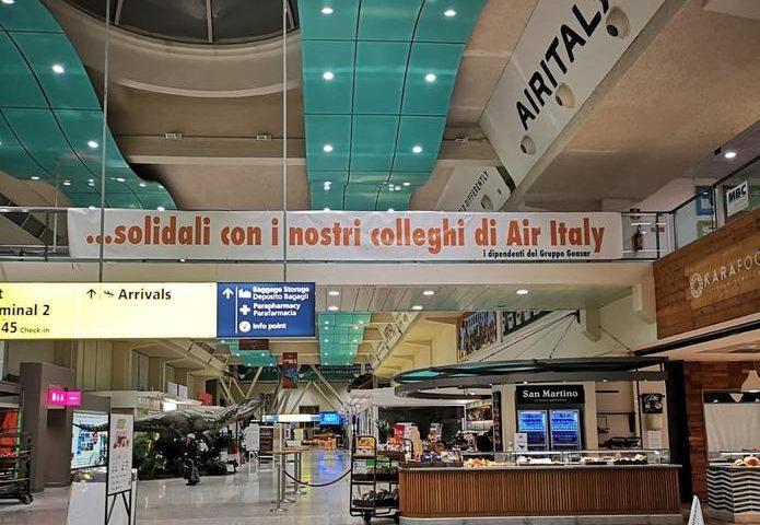 Licenziati tutti i dipendenti Air Italy, la comunicazione è arrivata ai lavoratori
