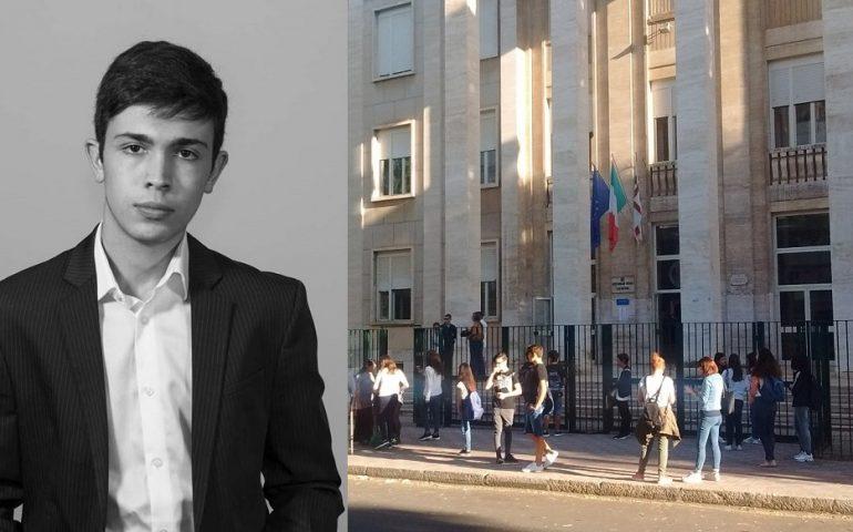 """Primo giorno di scuola, da Matteo Porru il messaggio agli studenti sardi: """"Godetevi tutto, perché non torna indietro"""""""